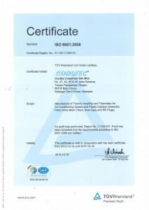 CTI - ISO 9001 2008