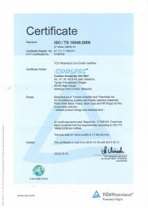 CTI - ISO TS 16949 2009