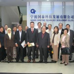 Technical Mission and Working Visit Shanghai, China 1