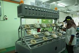 Motor Testing Machine