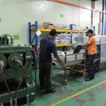 Rubber Cooling Conveyor