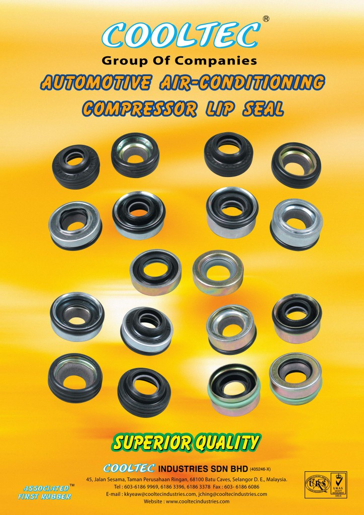 Compressor Lip Seal