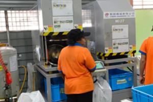 Deflashing Machine Process